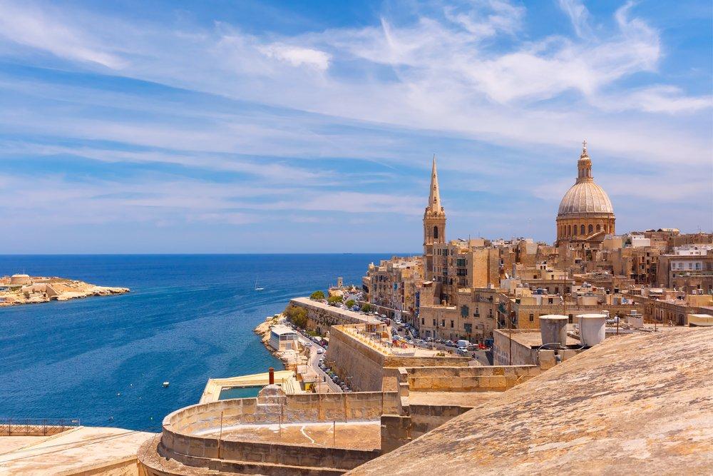 Viaje a Malta: VUELOS + 4 NOCHES RESORT 4* POR 68 EUROS