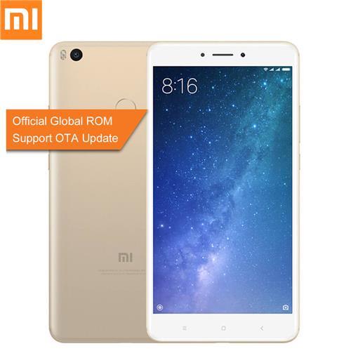 Xiaomi Mi Max 2 gold