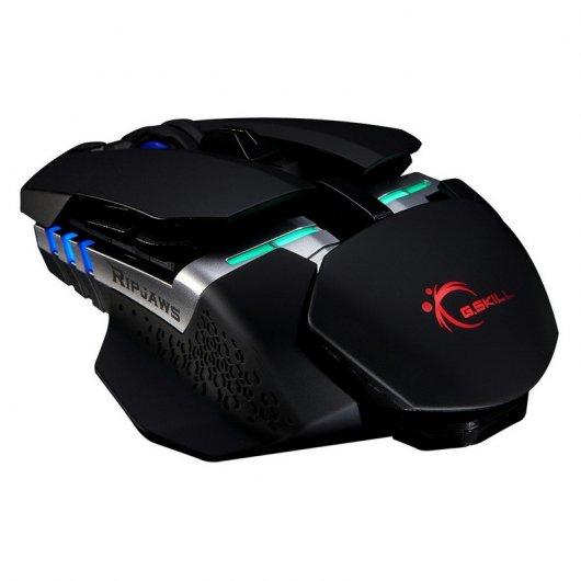G.Skill Ripjaws MX780 Ratón Gaming RGB Laser 8200 DPI