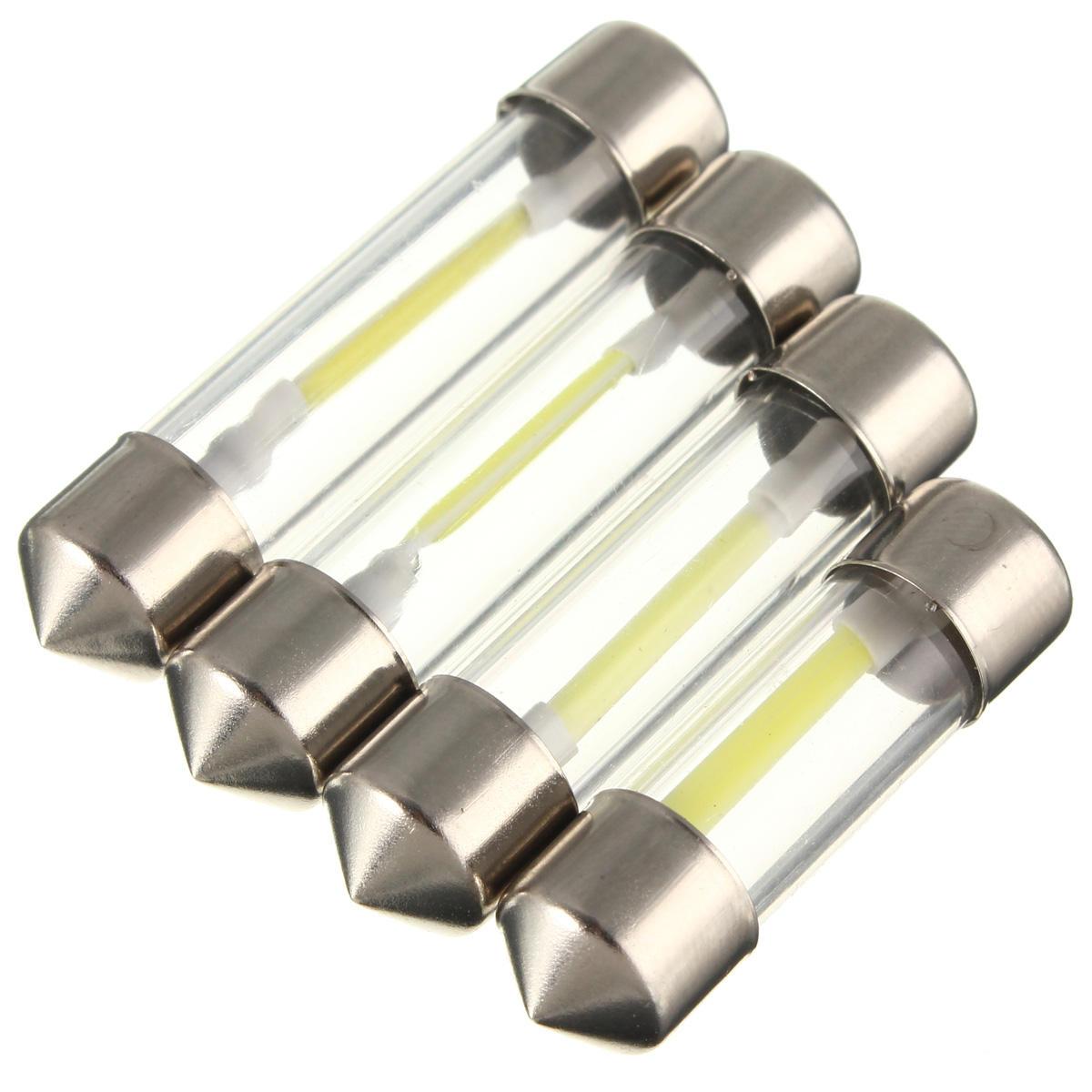 31/36/39/41mm MAZORCA LED Adorno Dome Luces Licencia Placa Mapa de lectura Lámpara