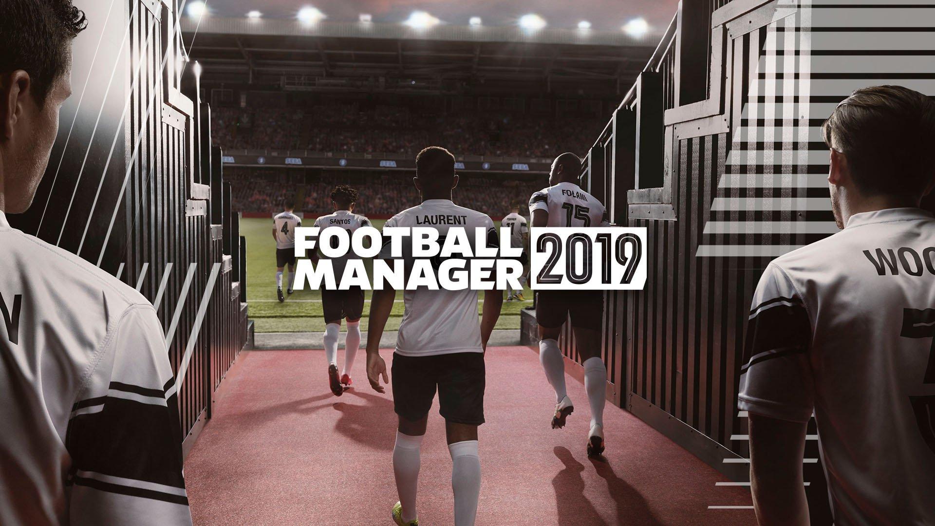 Football Manager (FM) 2019 PC/Mac