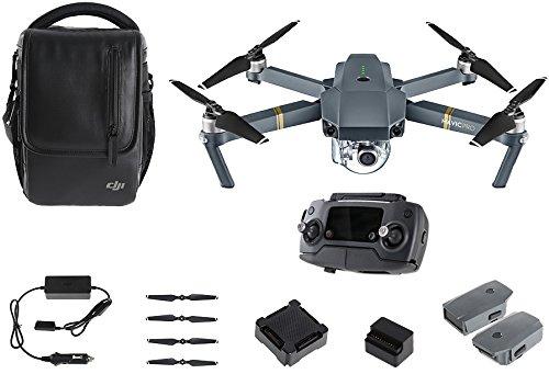 DJI Mavic Pro Fly More Combo Drone REACO