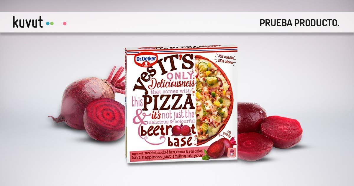 Recoge 1 pizza  Dr Oetker gratis y mas cosas... (Madrid)