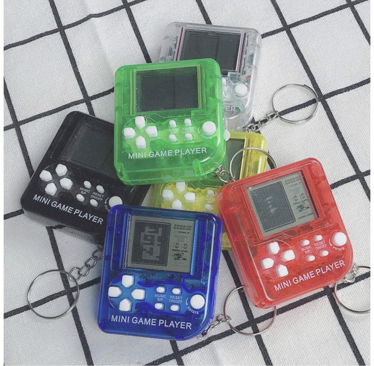 ¡Mini llavero Tetris sólo 2,18€! Envío gratis
