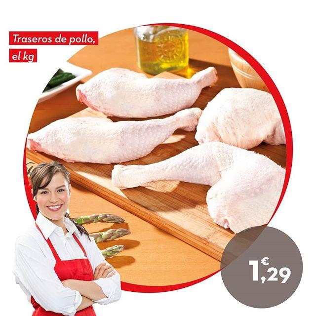 Traseros de pollo a 1,29€kg y más Ofertas Supersol ,andalucia,madrid, C. la mancha,C. y león y extremadura.