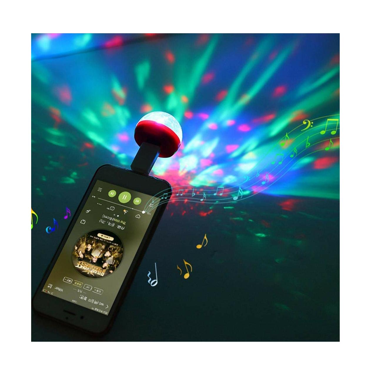 lámpara de Fiesta Disco Ball