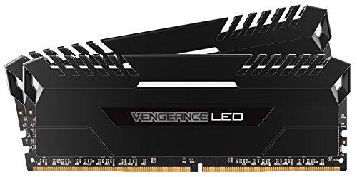 16Gb RAM DDR4 3000Mhz con LED