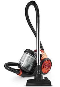 Aspirador sin bolsa Polti Forzaspira C130 Plus PBEU0102 ciclónico y filtro HEPA