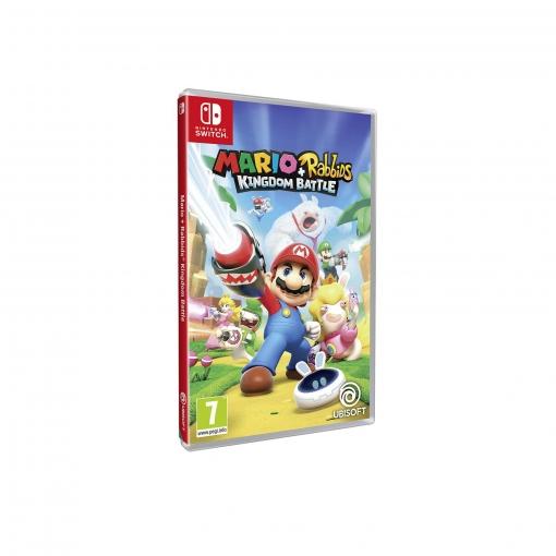 Carrefour: Mario + Rabbids Kingdom Battle para Nintendo Switch [Nintendo Switch, físico]