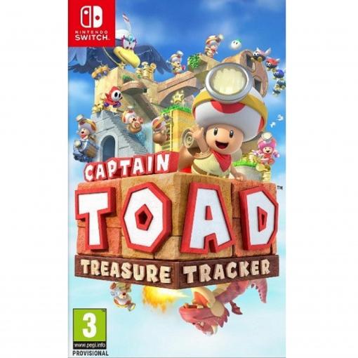 Mediamarkt: Captain Toad Trasure Tracker para Nintendo Switch
