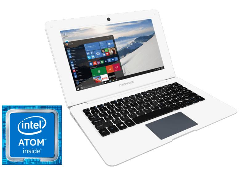 """Portátil - Thomson NEO10.32S 10.1"""", Intel Atom Z3735G"""