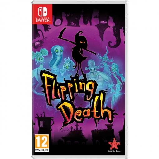 Flipping Death para Nintendo Switch