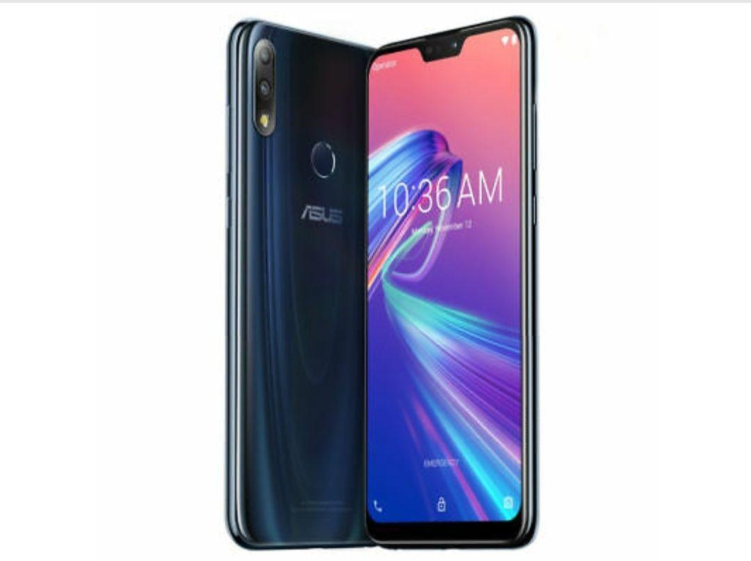ASUS ZenFone Max Pro 4GB/64GB Dual Sim - Azul