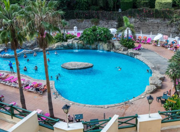 Tenerife 279€/p = Vuelos + 7 noches en hotel 4* con desayunos