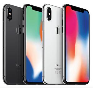 Apple iPhone X -  64GB/256GB - Space gris o de plata- Artículo nuevo precintado
