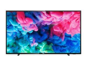 "Philips 43"" 4K Direct LED + Smart TV"