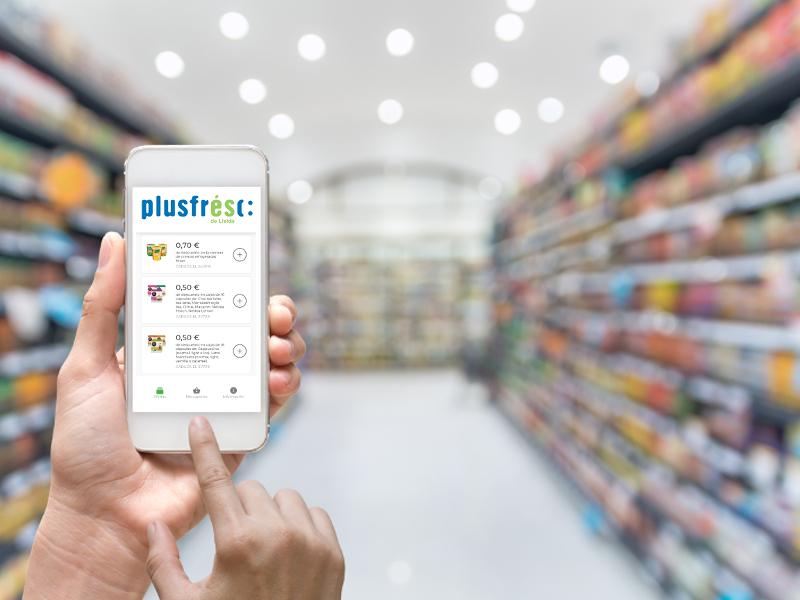 Más de 7 € de descuento para tus compras en Supermercados Plusfresc, Aquí y Plenus
