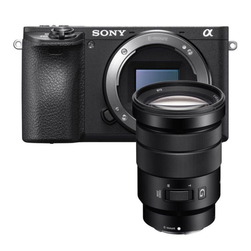 Preciazo Sony a6500 + E PZ 18-105mm F4 G OSS