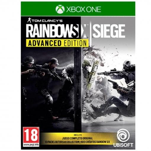 Rainbow Six Siege Advanced Edition (Xbox One, Carrefour)