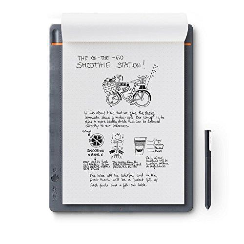 Cuaderno digital Wacom Bamboo solo 59.9€