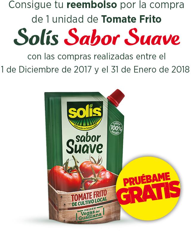Tomate frito Solís