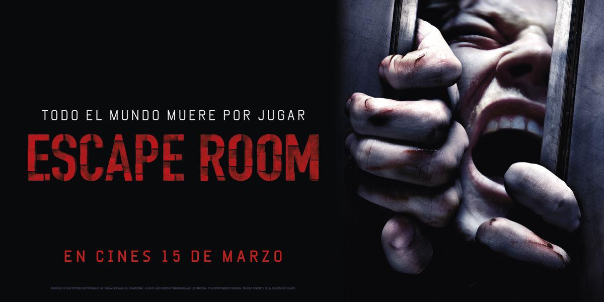 Preestreno Escape Room
