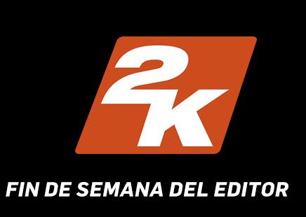 2k, Fin de semana del editor (Oferta de Steam, 80%)