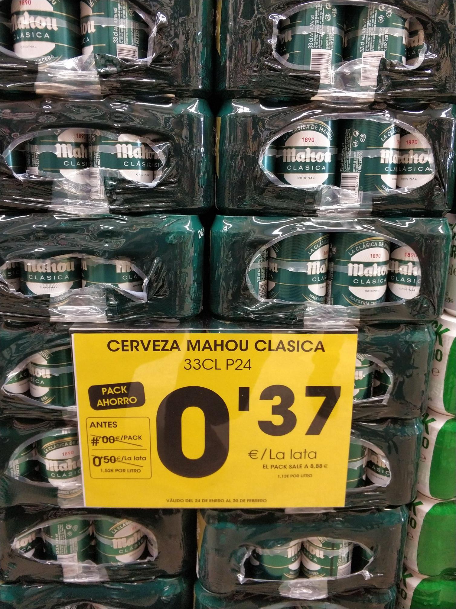 Cervesita Mahou