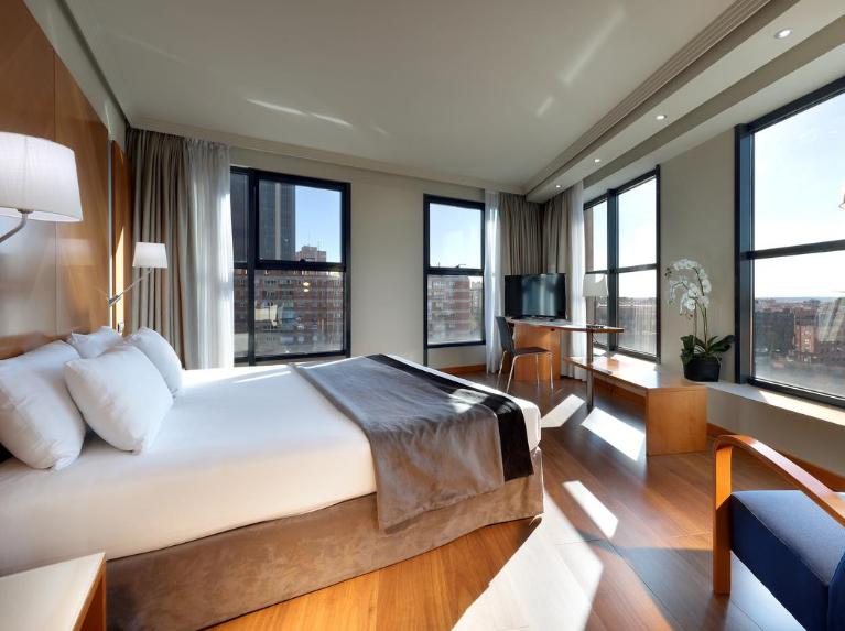 Hotel 4* en Madrid por 22€ la noche