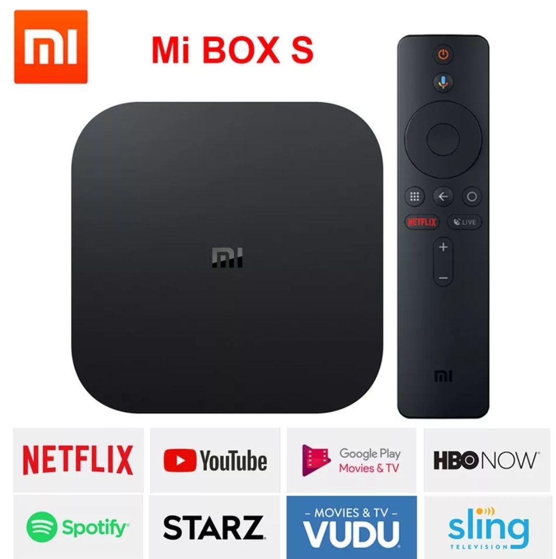 Xiaomi mi box s Global