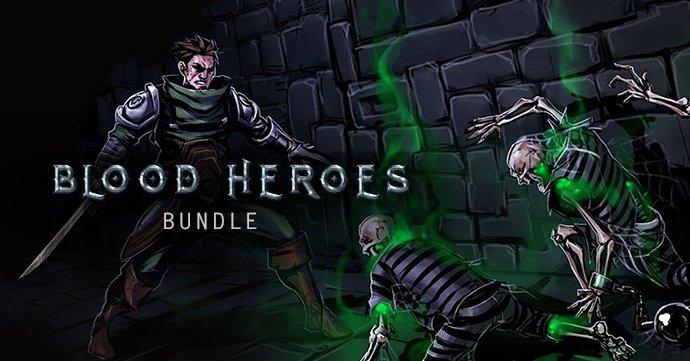 Blood Heroes Bundle - Indiegala