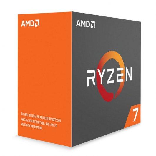 Procesador AMD Ryzen 7 2700 3.2/4.1 Ghz [Oferta de la semana]