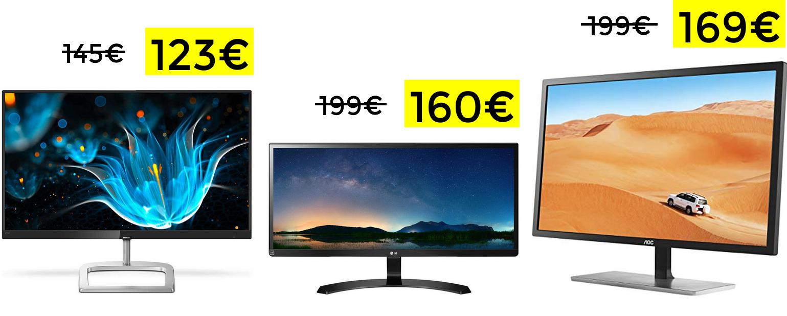 -15% en monitores en MediaMarkt