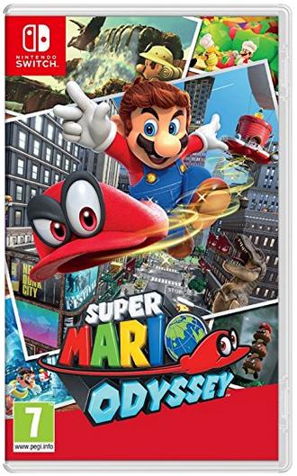 Super Mario Odysey