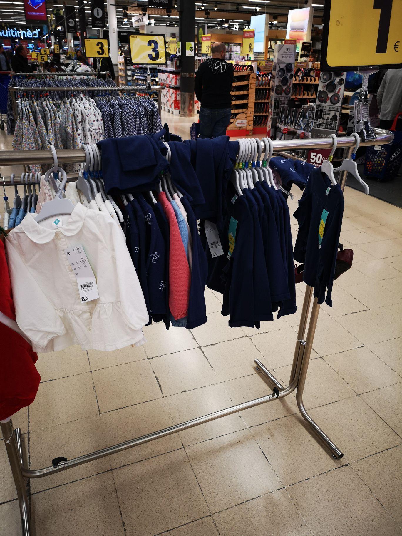 ropa de bebé marca Tex