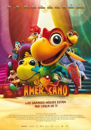 Peli GRATIS: El americano: The Movie (Casa México, Madrid)
