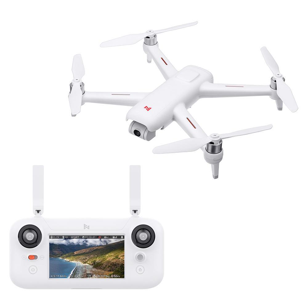 Xiaomi FIMI A3 5.8G 1KM FPV con cámara Gimbal 1080P de 2 ejes GPS RC Drone Quadcopter RTF - 5.8G FPV