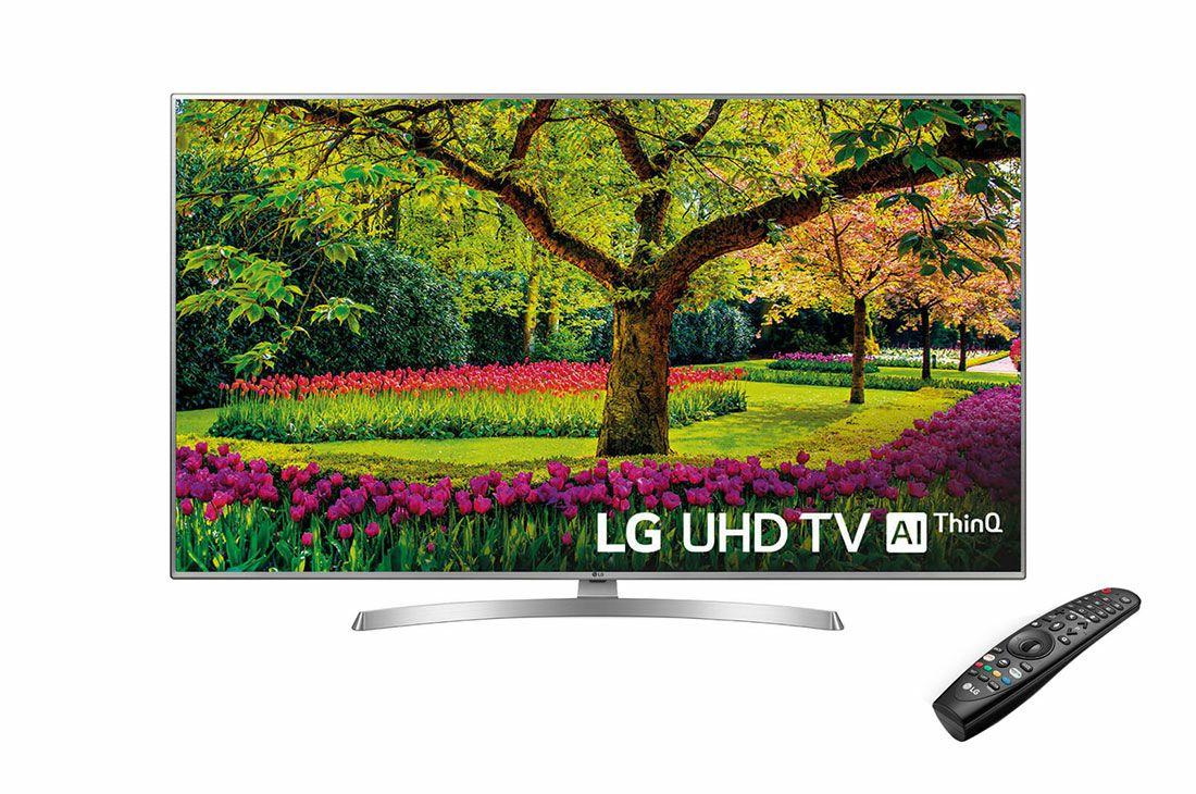 Smart TV LG UHD 43UK6950PLB por 379€! Corred!