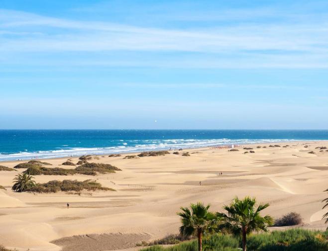 Vuelos a Gran Canaria desde 34€