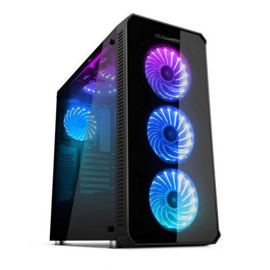 Ordenador Gaming Ryzen 5 1080p >60FPS (Alto-Ultra) [Pccomponentes] Varias configuraciones 560-790€