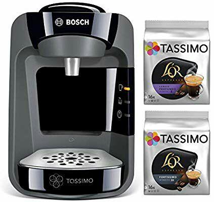 Bosch TAS3205 Tassimo Suny - Cafetera multibebidas automática