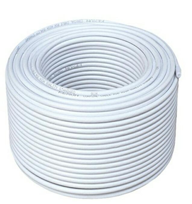 Cable Coaxial para TV(50 metros)
