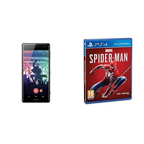 Sony Xperia XZ2 + Spider-Man (PS4), solo hoy