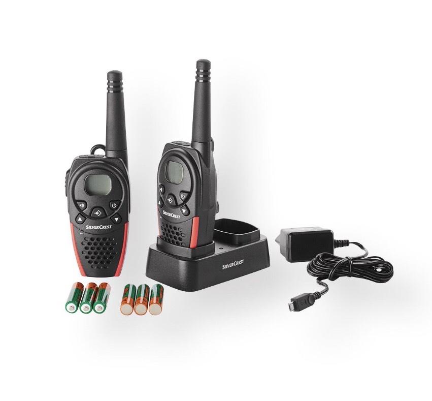 Set de intercomunicadores