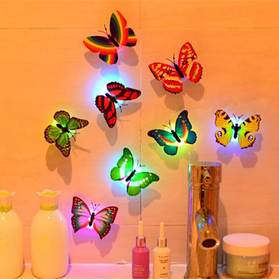 Pegatinas de mariposa