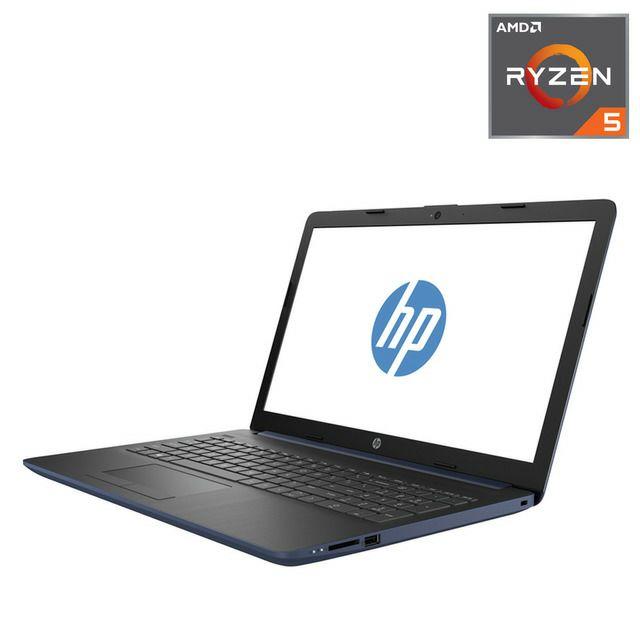 Portátil HP 15-db0011ns, AMD Ryzen 5