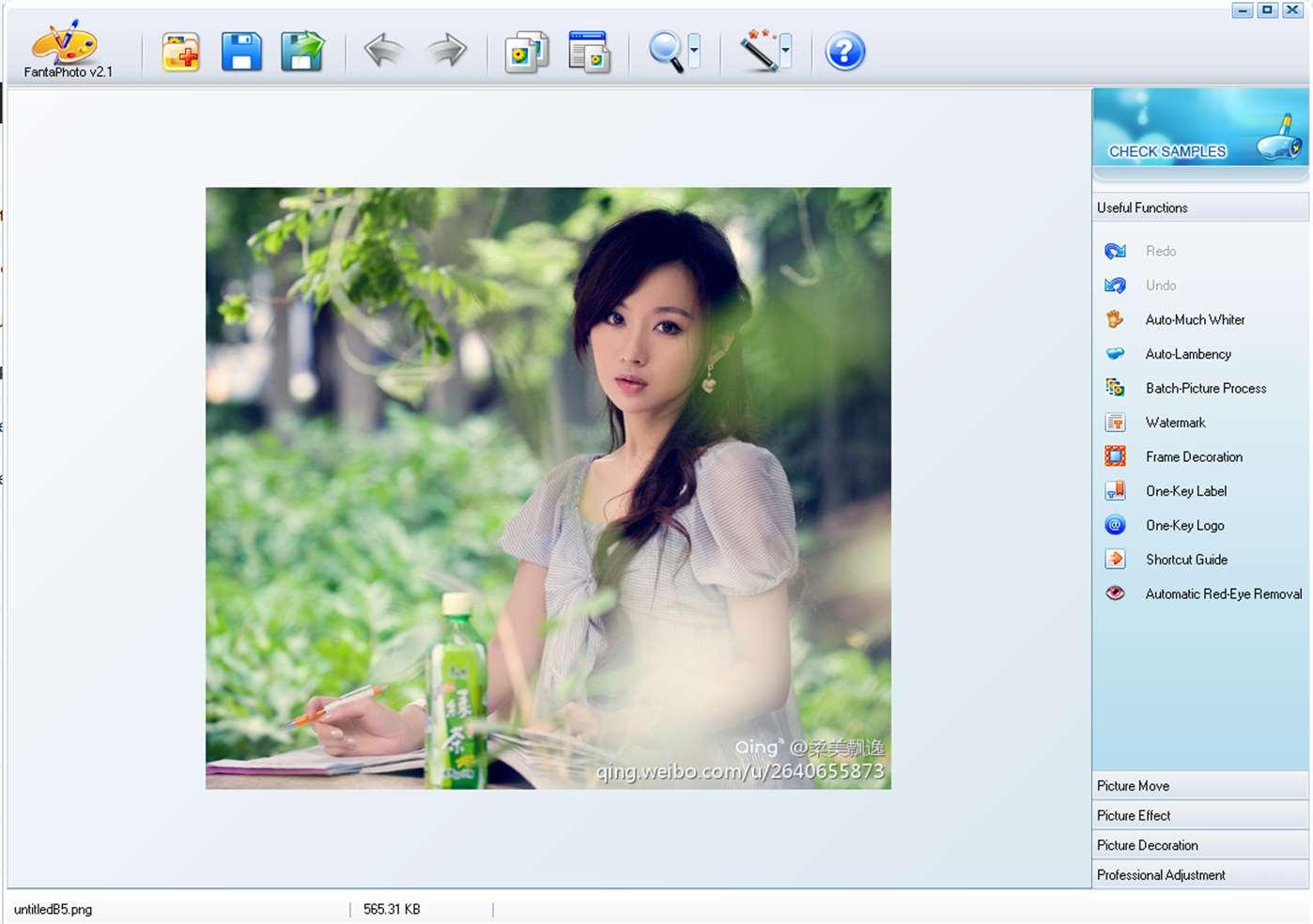Photo Editors - IconCool Fantaphoto (Windows Store)