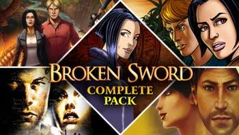 Broken Sword Complete Pack (steam, PC)