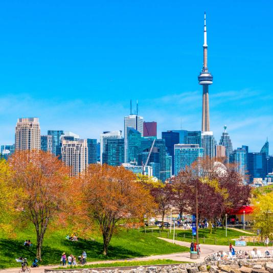 Vuelos a Toronto ida y vuelta 249€