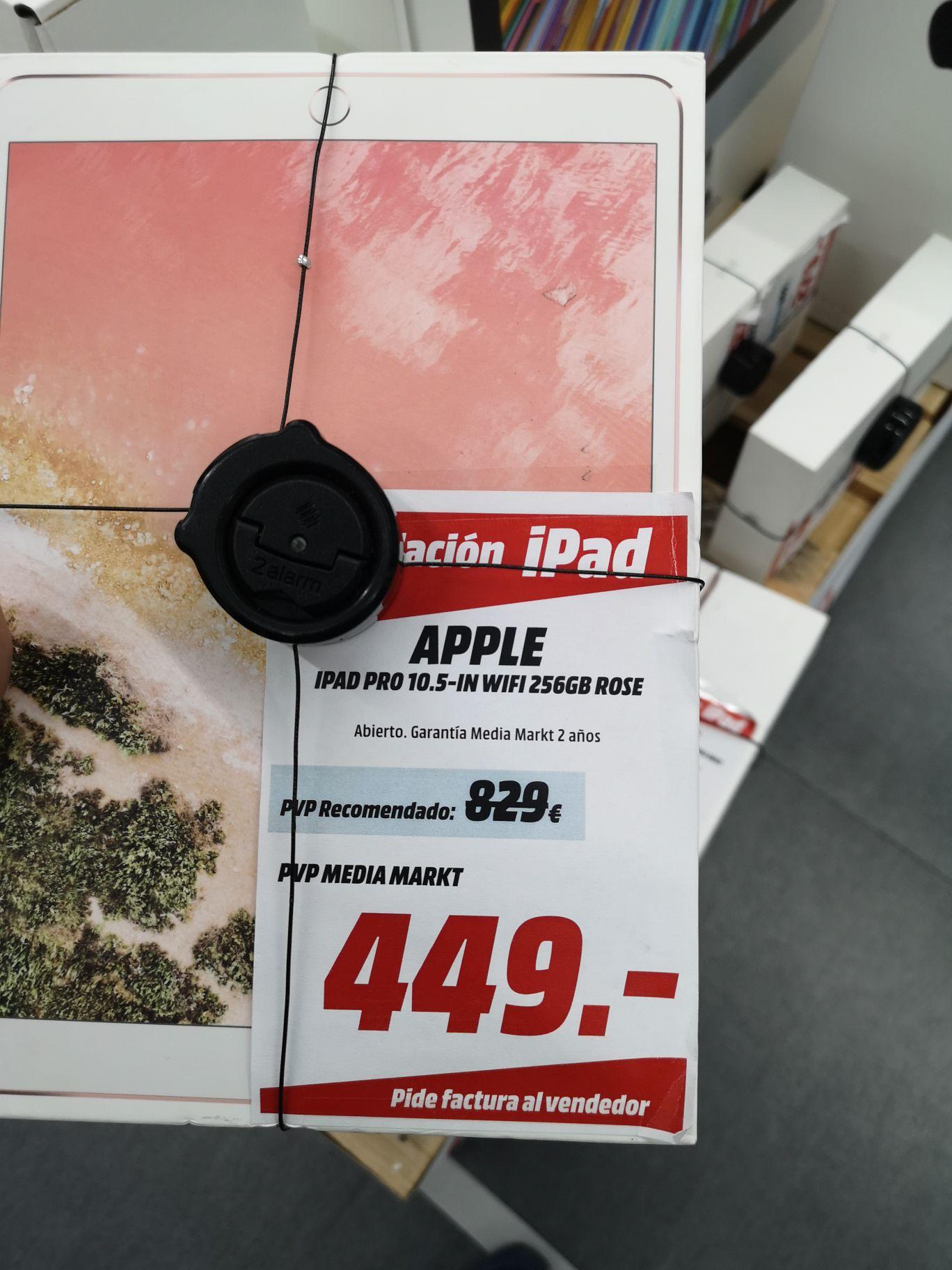 IPad pro 10.5 256gb rose gold wifi